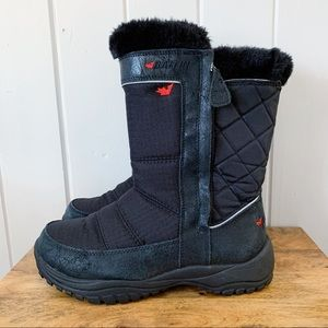 Baffin Boots 8 Kaba Black Winter